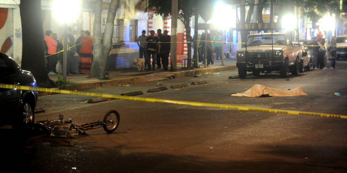 Muere ciclista en la Miguel Hidalgo luego de ser atropellado