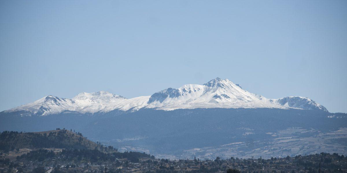 Autoridades implementan operativo vacacional en Nevado de Toluca