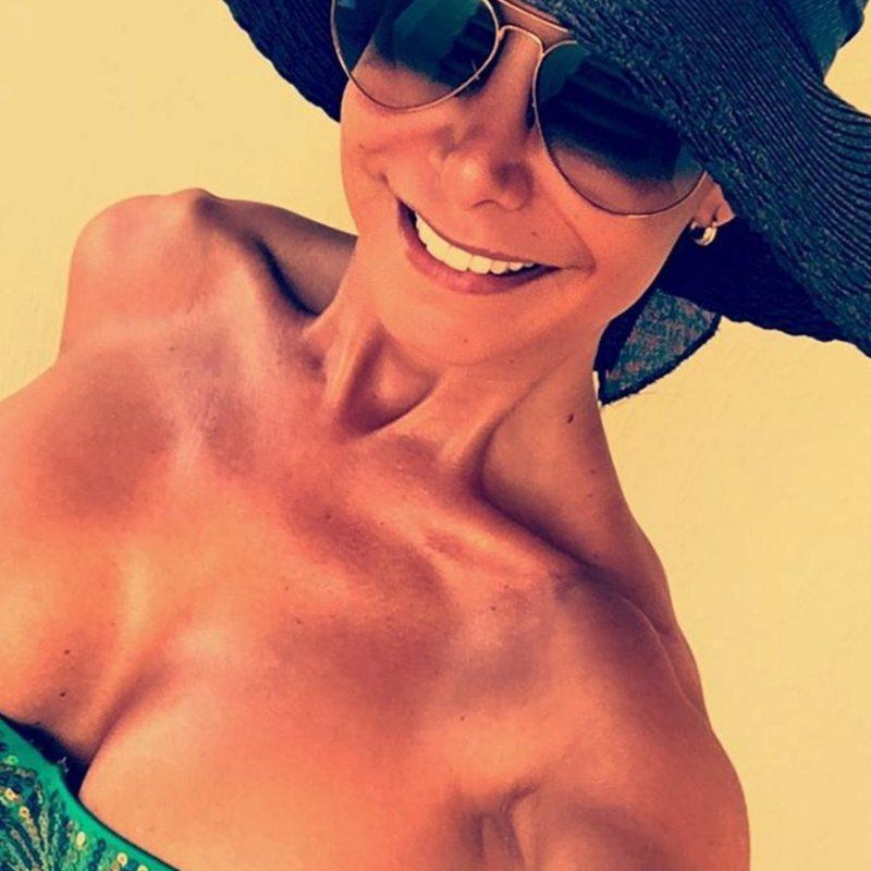 Lis Vega publica foto desnuda en Instagram y después se arrepiente. Imagen Por: Vía instagram.com/lisvegaoficial