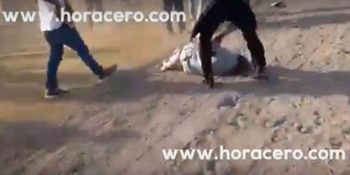 VIDEO: Muere jinete en los XV años de Rubí