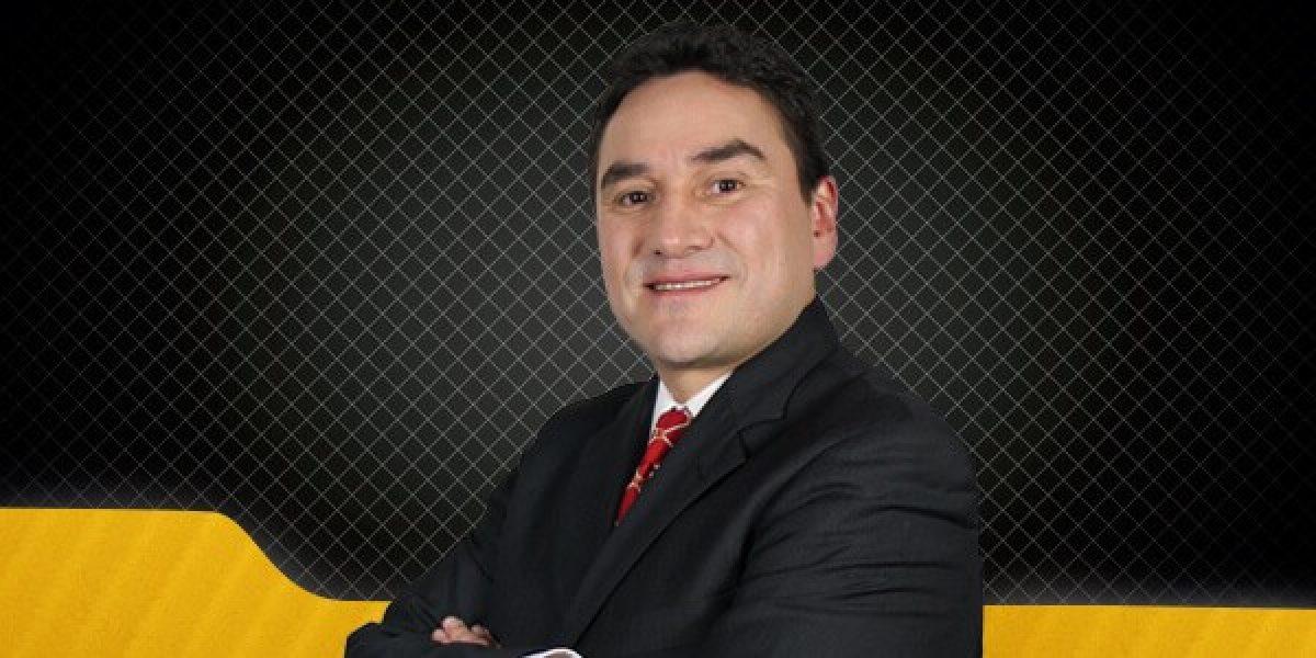 Jorge Pietrasanta anuncia su salida de Televisa