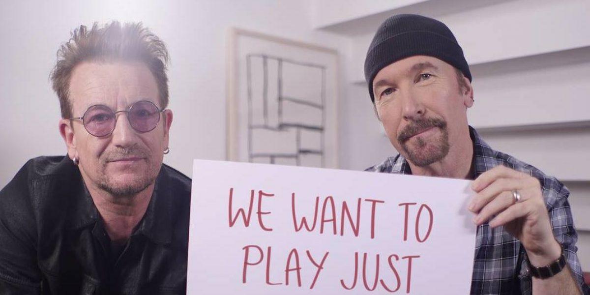 Reportan que U2 realizará una gira por el 30 aniversario del disco Joshua Tree