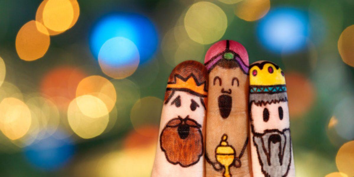 Cómo mandar tu carta a los Reyes Magos por correo