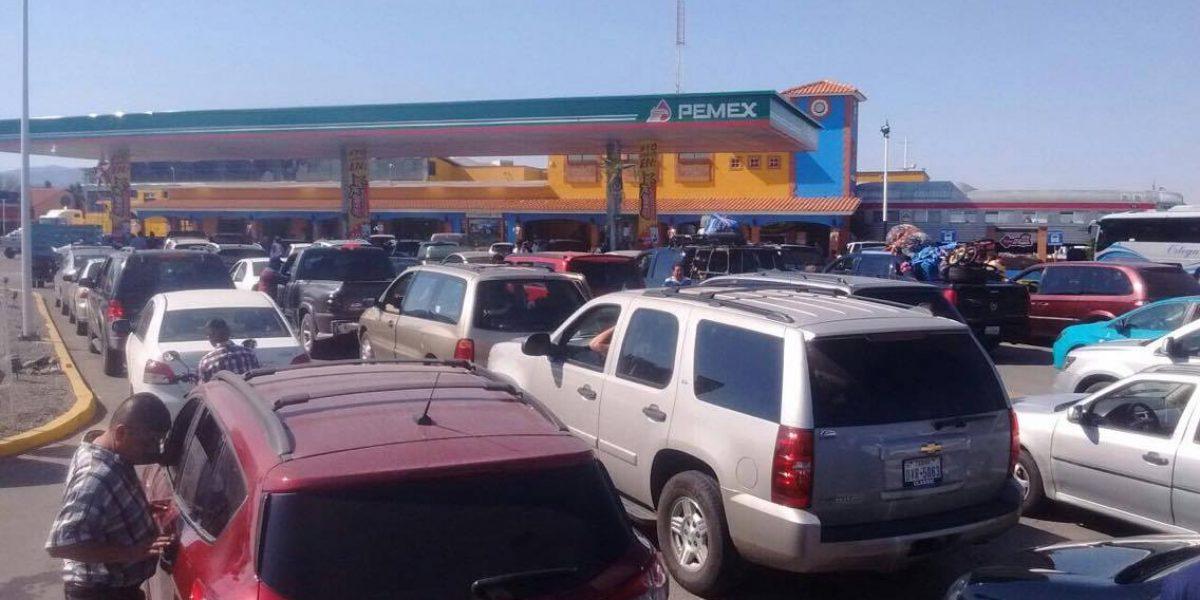 Estos son los estados donde se reporta el mayor desabasto de gasolina