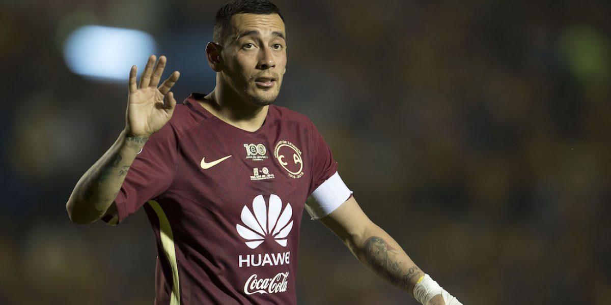 ¡Sorpresa! Rubens Sambueza encabeza lista de transferibles de América