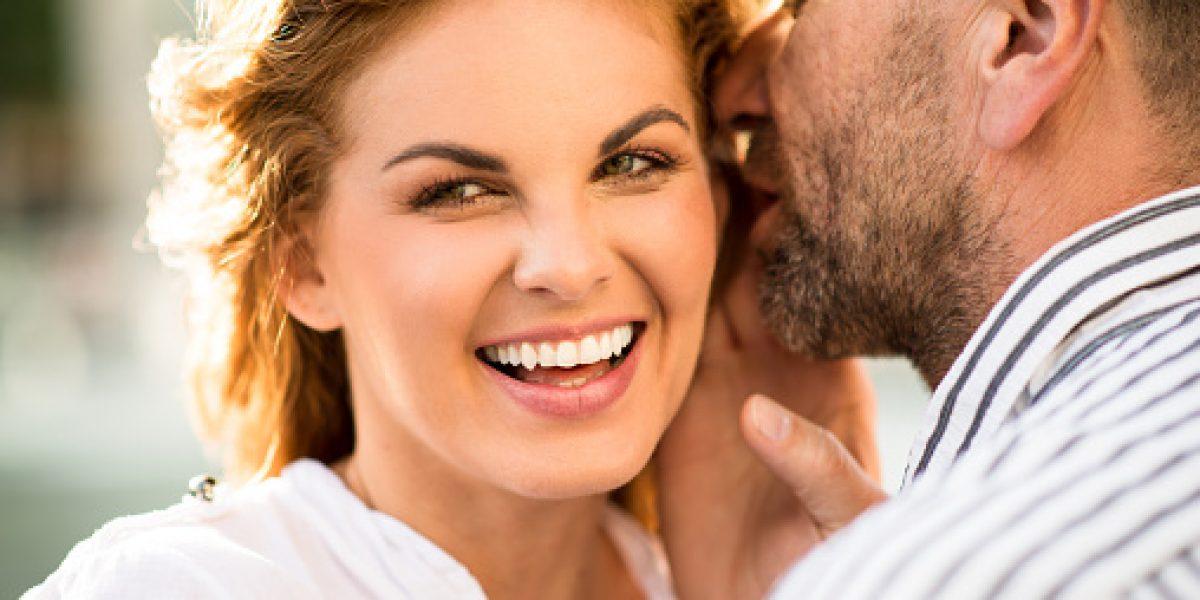 El amor no entra por el estómago, sino por el oído izquierdo