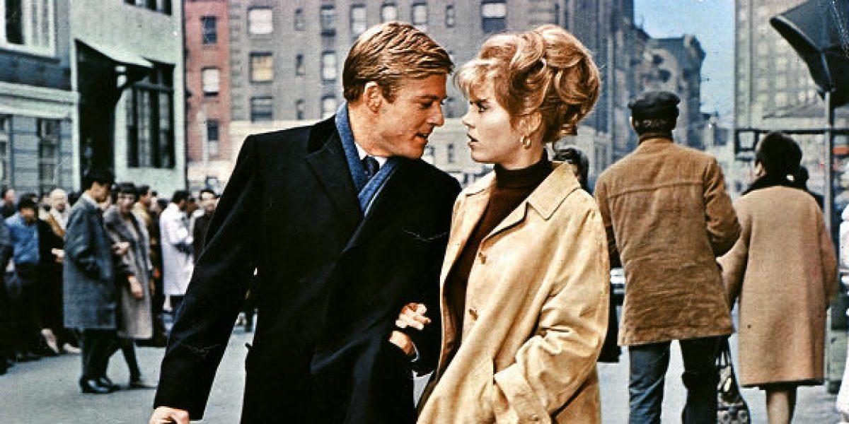 Primera imagen de Jane Fonda y Robert Redford reunidos 50 años después