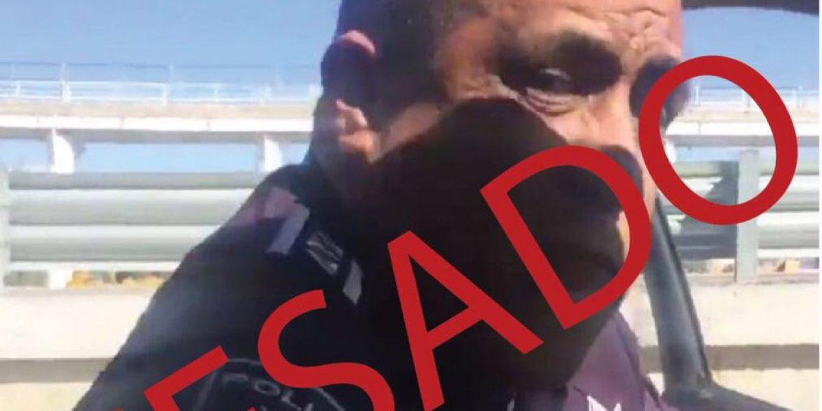 Mujer denuncia agresión de policía en Puebla y Moreno Valle lo cesa