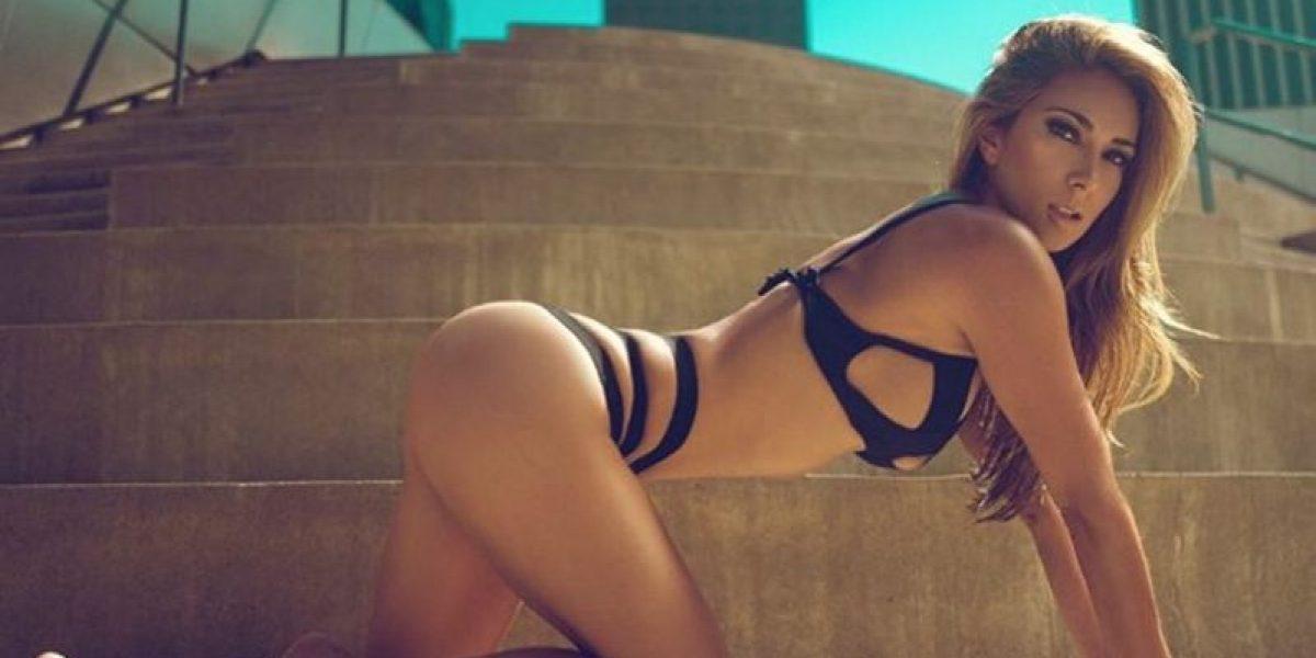 FOTOS: Miss Brasil presenta sensual calendario del Barcelona