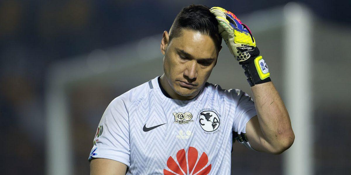 Moisés Muñoz se va del América porque no lo dejaron competir por un puesto