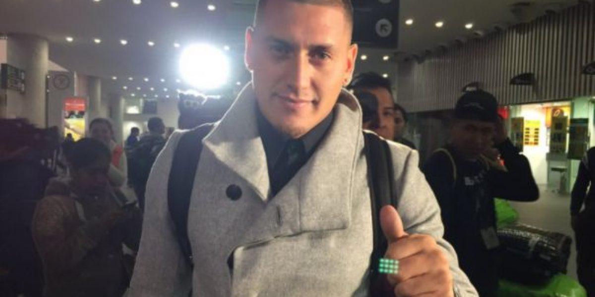 El campeón chileno llega a México para reportar con Pumas