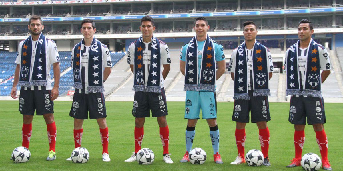Rayados se dice listo para el Clausura 2017