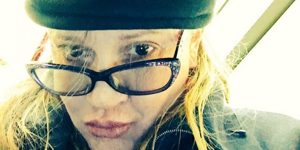 El último y extraño mensaje de Carrie Fisher en redes sociales