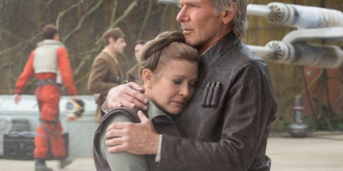 Después de morir Carrie Fisher ¿qué pasará en Episodio VIII de Star Wars?