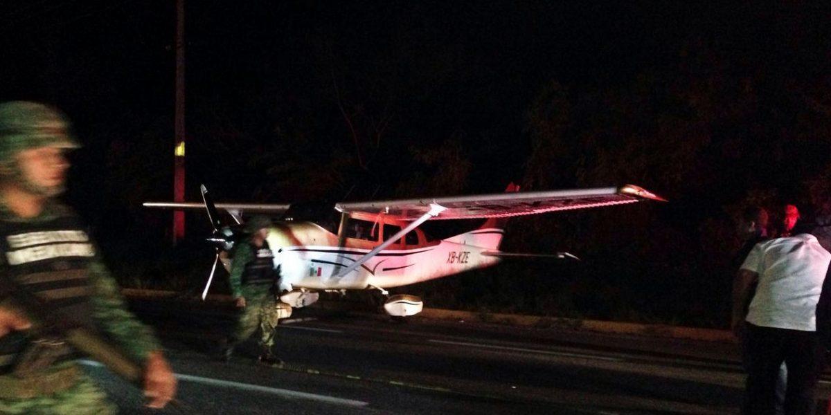 Encuentran cuerpo del copiloto de avioneta desaparecida en Veracruz