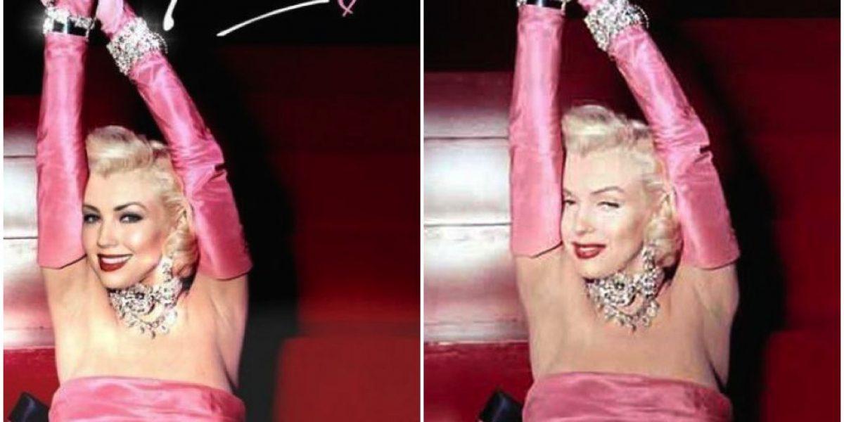 Tommy Motola regala a Thalía el bolso de Marilyn Monroe en Navidad