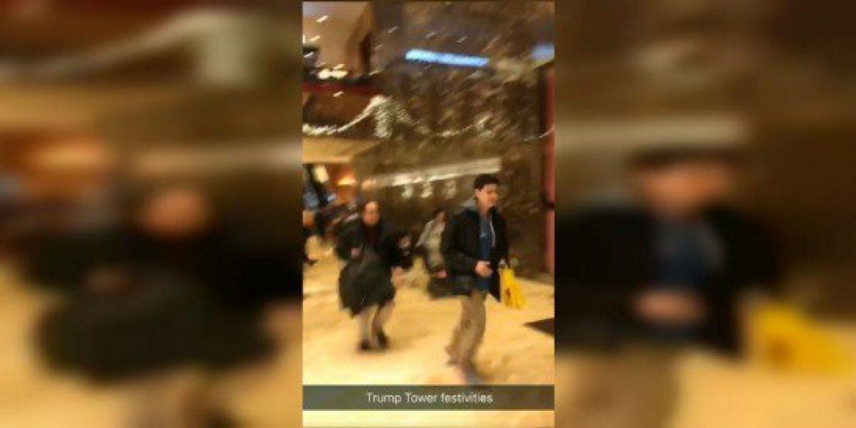 Desalojan la Torre Trump por posible amenaza de bomba