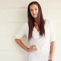 Ana Ivanovic. Imagen Por: Bella