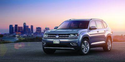 Atlas. Imagen Por: Se trata de Atlas, una SUV de gran tamaño y que su principal mercado es el norteamericano. En México la veremos en breve. | Volskwagen