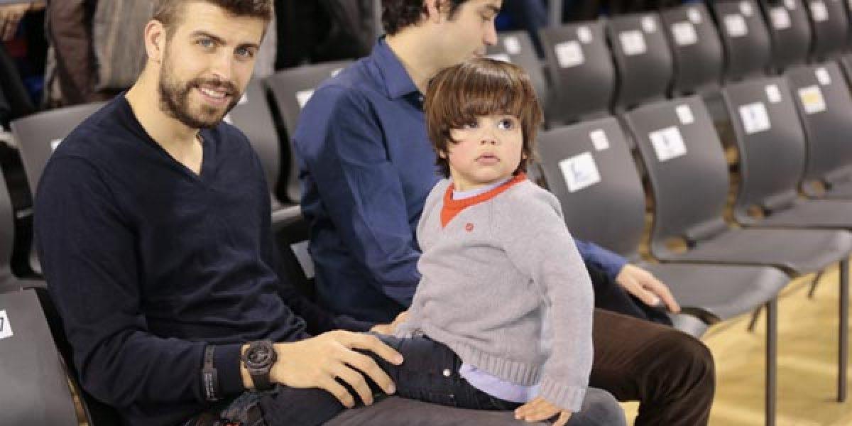 VIDEO: Hijo de Piqué canta su amor por el Barcelona