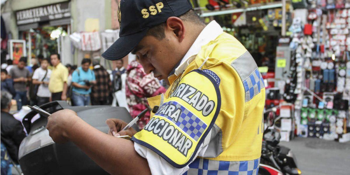 Reglamento de Tránsito: 330 policías menos para infraccionar