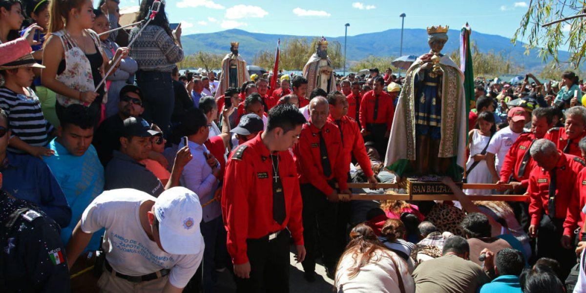 Alistan preparativos por fiestas de Santos Reyes en Tlajomulco, Jalisco