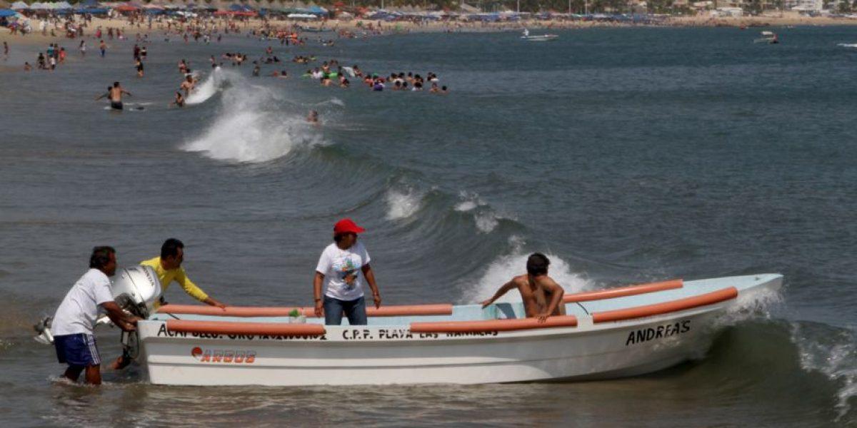 Riña entre turistas y lancheros deja 9 lesionados en Guerrero