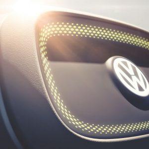 Los nuevos trazos en diseño estarán en el nuevo Bus de VW basado en el I.D. que vimos en París. | Volkswagen