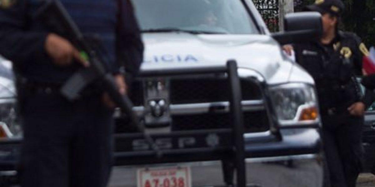 Asaltan a dos mujeres policías en Parque Lira; les quitan armas y celulares