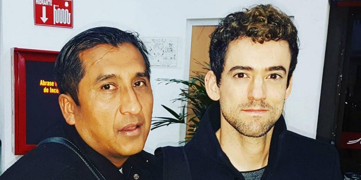 Lady Wuuu acusa de prepotente al actor Luis Gerardo Méndez