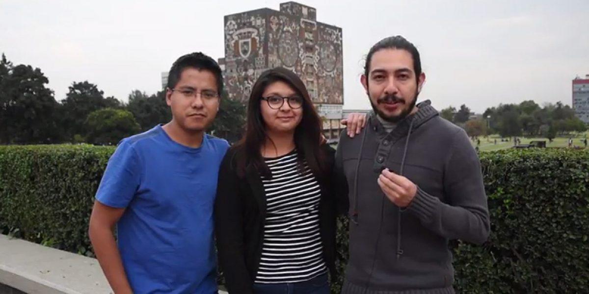 Alumnos de la UNAM no podrían ir a Marte por falta de recursos