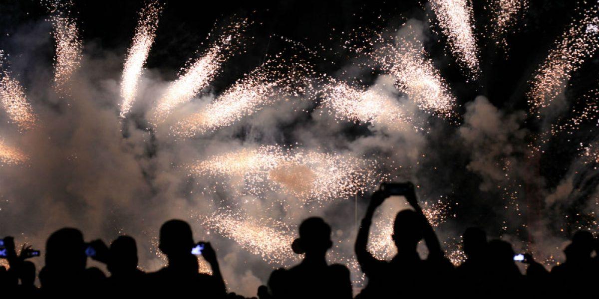 Nuevo León prohíbe juegos pirotécnicos en eventos oficiales
