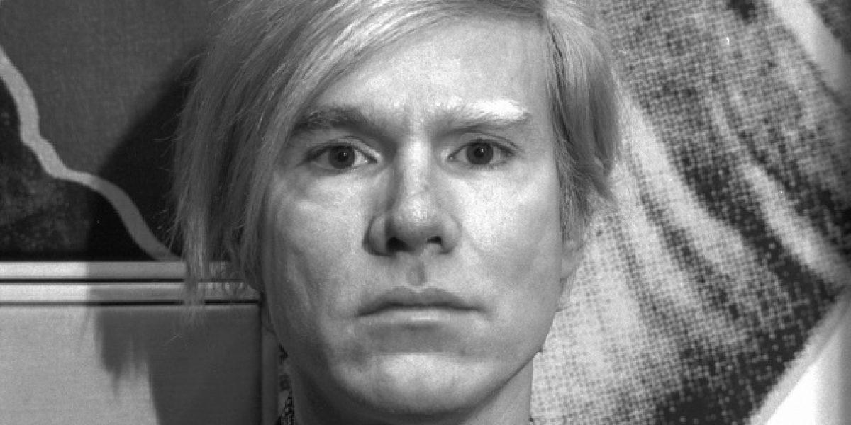 La obra de Andy Warhol podrá ser vista en el Museo Jumex