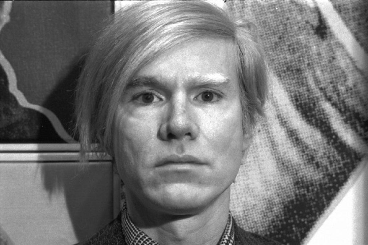 Andy Warhol. Imagen Por: Andy Warhol. Foto | Getty