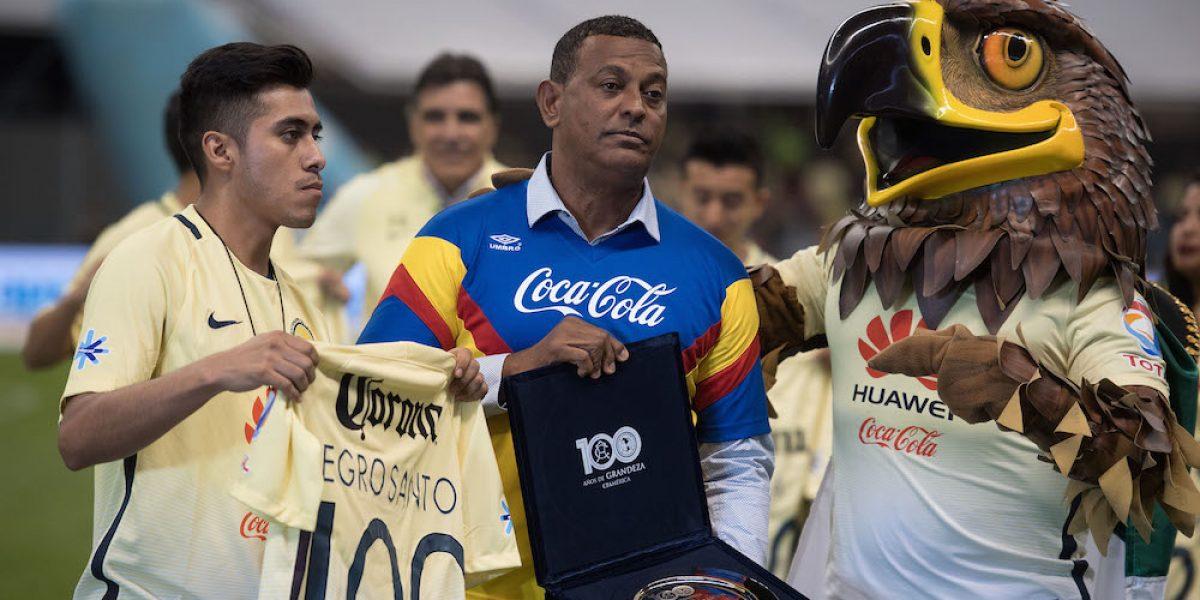 Antonio Carlos Santos dice que actuales directivos están echando a perder al América