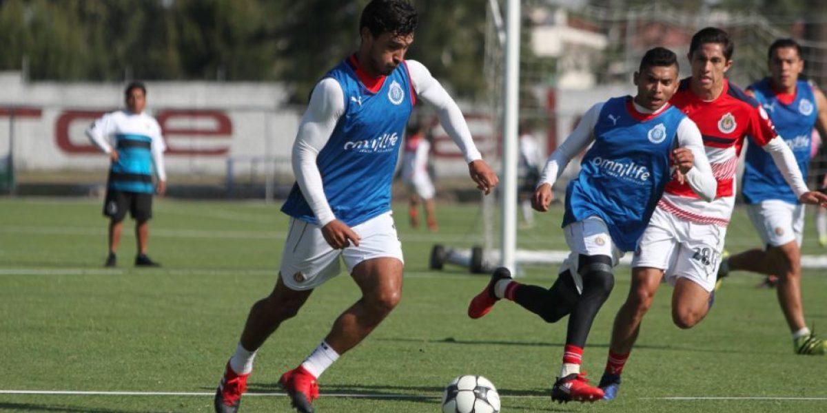 Chivas cierra pretemporada con tremenda paliza de 9-0