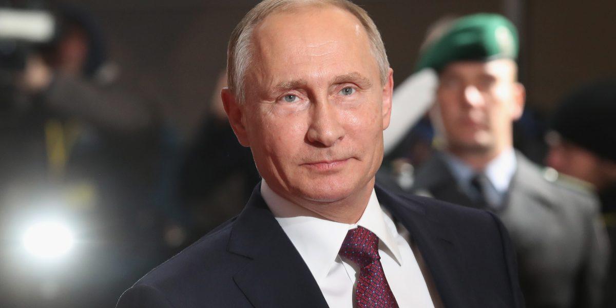 Vladimir Putin anuncia tregua y reducción de tropas en Siria