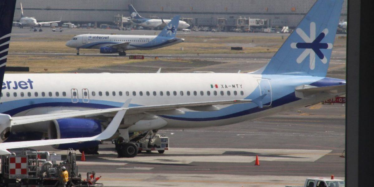 Interjet anuncia la cancelación de rutas internacionales con aviones rusos