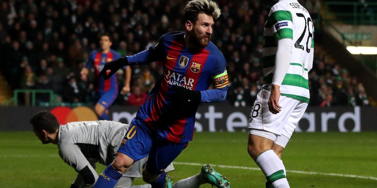 Eligen a Lionel Messi como el Mejor Creador de Juego