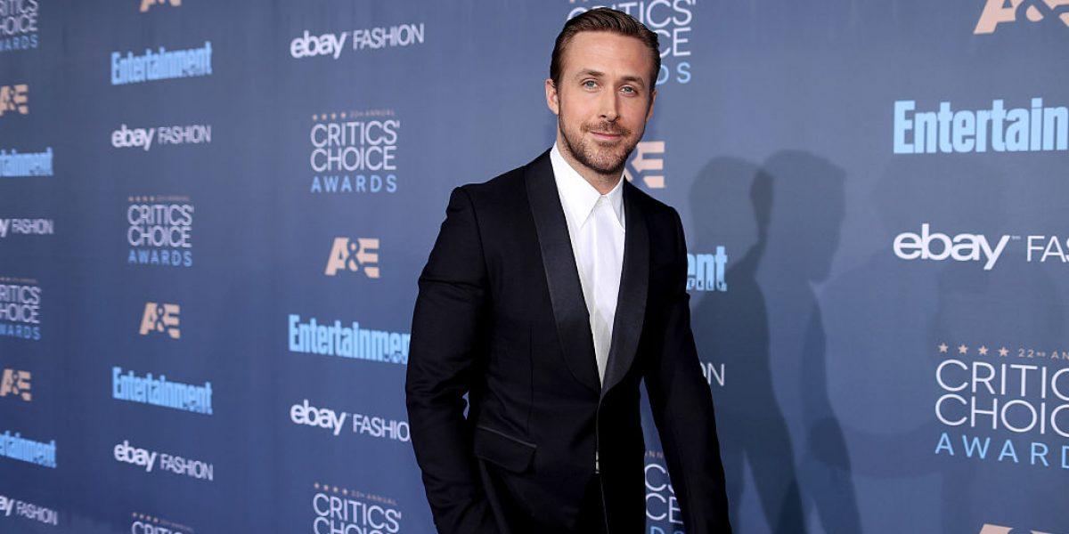 Ryan Gosling prepara cinta biográfica de Neil Armstrong