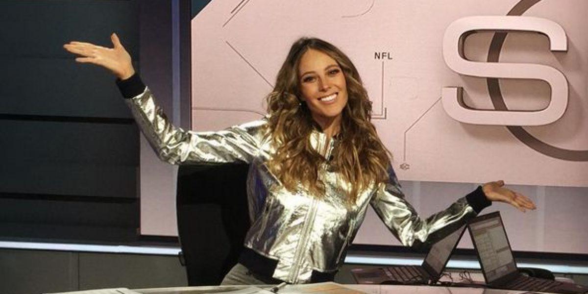 Vanessa Huppenkothen imita a Shakira en pleno programa