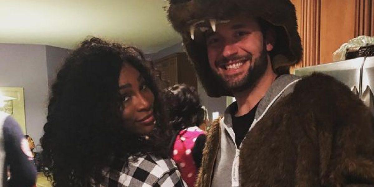 Serena Williams anuncia compromiso con cofundador de Reddit