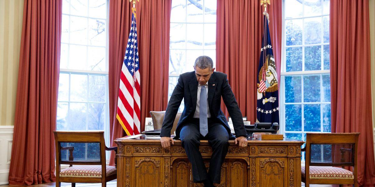 Revelan las mejores fotos de Barack Obama durante 2016