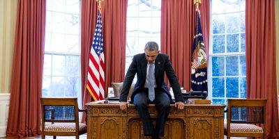 . Imagen Por: Casa Blanca, Foto oficial por Pete Souza