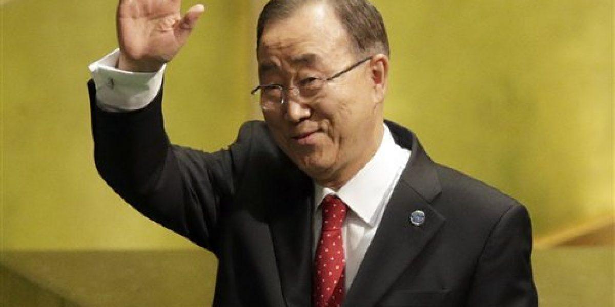 Ban Ki-moon se retira de la ONU; considera ser presidente de Corea del Sur
