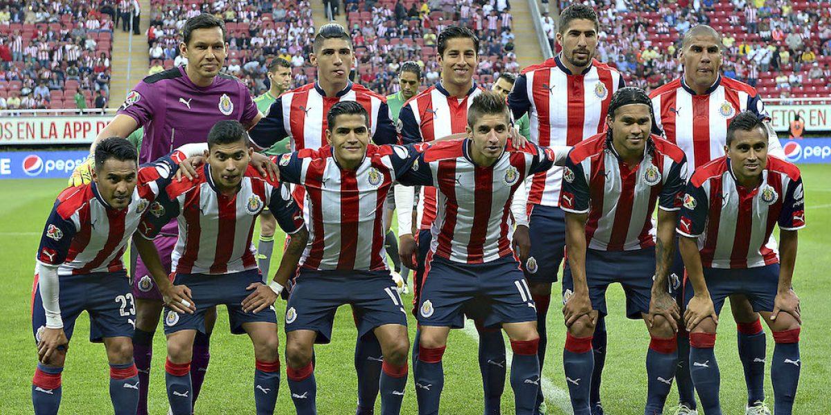 Chivas es el equipo más valioso del futbol mexicano