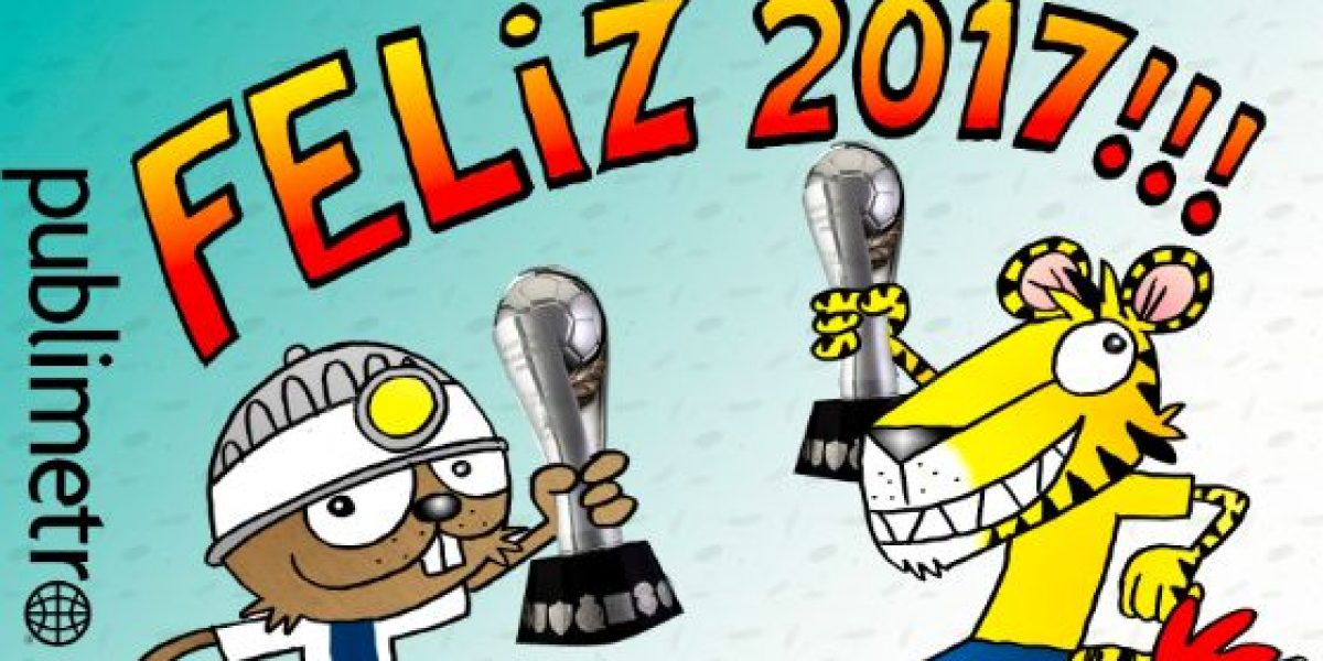 Los campeones se despiden del 2016, en el cartón del día