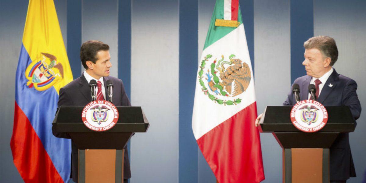 México envía observadores a Colombia en apoyo al proceso de paz