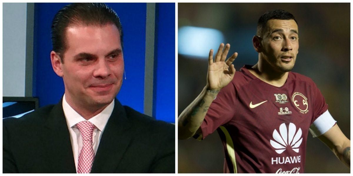 Martinoli estremece las redes con polémico 'mensaje' a Sambueza