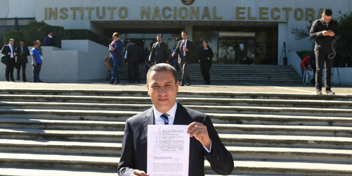 Moreno Valle y Televisa libran sanción por uso de recursos públicos